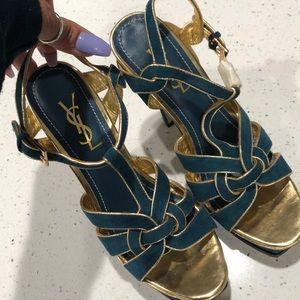Yves Saint Laurent Platform heels
